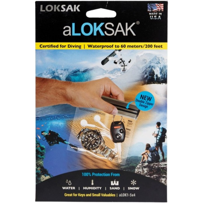 aLoksak ALOK1-5X4
